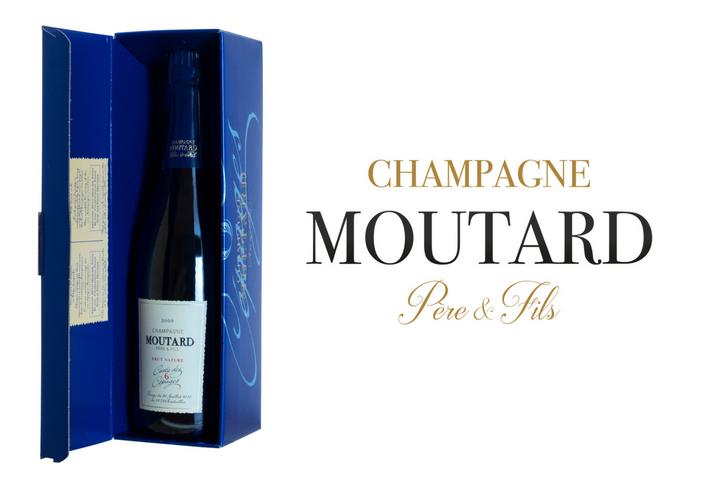 Cuvée des 6 Cépages - Champagne Moutard