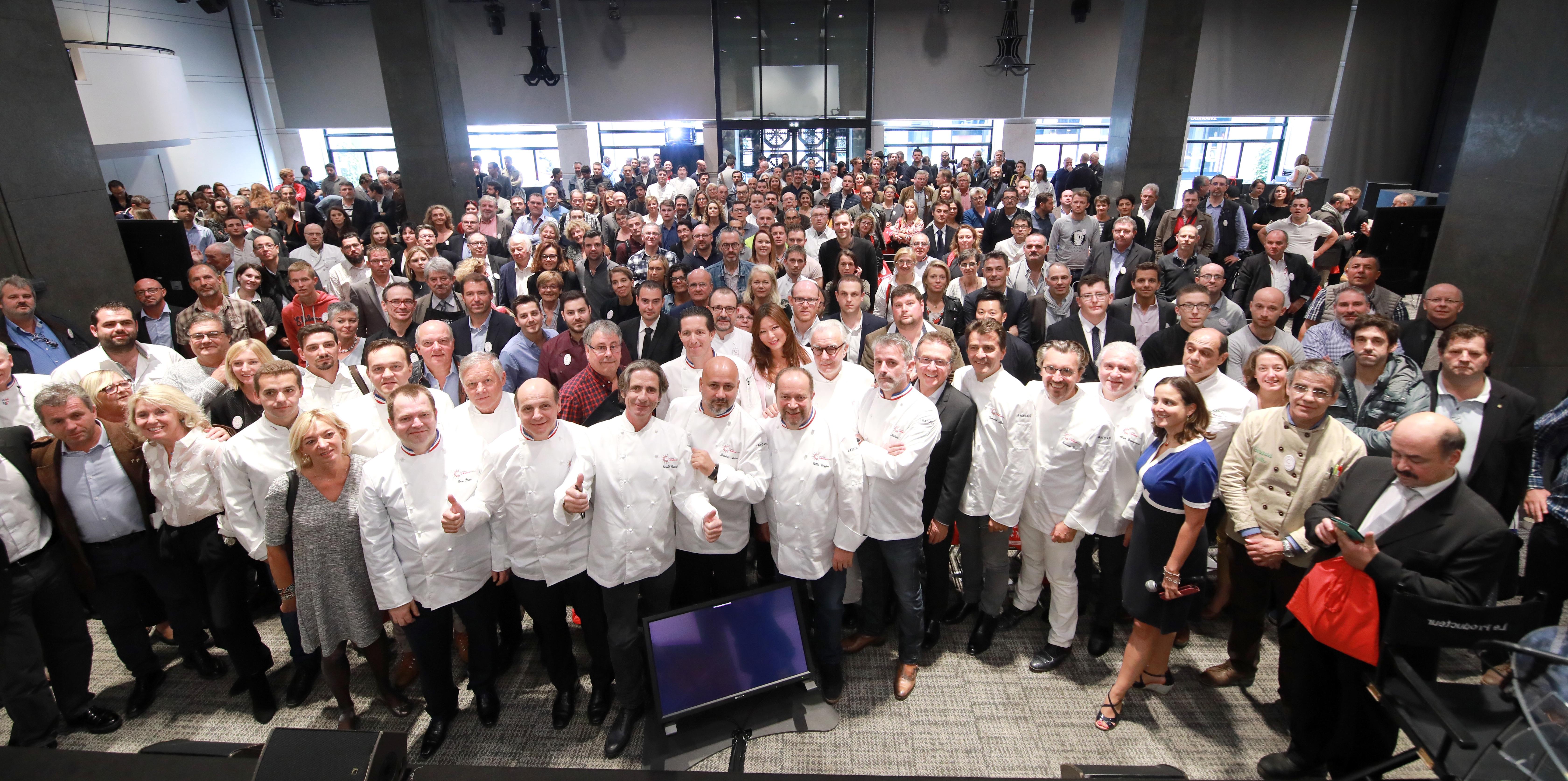 Collège Culinaire de France - Famille Moutard