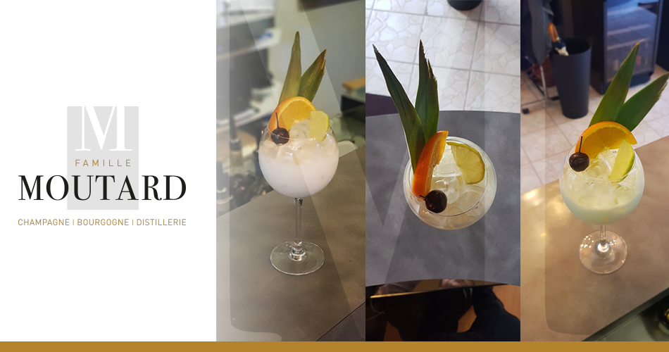 Famille Moutard | Cocktails